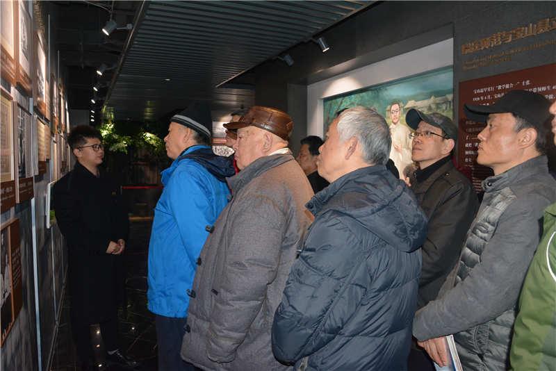上海市陶行知纪念馆党支部共建联谊活动